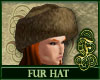 Fur Hat Dust