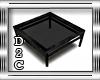 Sleek Blk Table