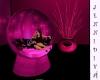 Hot Pink Diva Club Chair