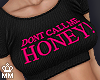 mm. No, Honey! (blk)
