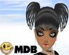 ~MDB~ BLACK LISA HAIR