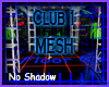 Club 1 Mesh, No Shadow