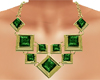 Royale Emerald Necklace