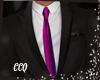 [CCQ]Mens Suit- Purple