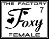 TF Foxy Avatar 7 Tiny