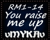 WESTLIFE-YOU RAISE ME UP