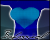 `B Hearty Blue/Teal