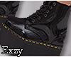 E! Vinyl Boots.
