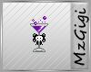 Poison Me Elegant Badge