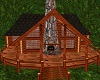 A~Hillside Log Home