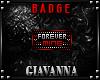 GiA Badge - Eternal