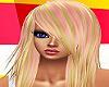 NEW blond pink highlight