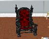 Black Marble Throne