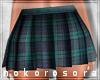 n| Simple Plaid Skirt RL