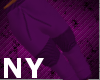 [NY] Stem Purple Jogger