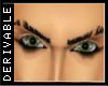 (H) Bandit-DRV Eyebrows