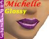 Rose Purple Lips Mich