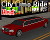 City Limo Ride - Red