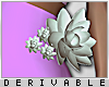 0 | Hip Flowers | Left