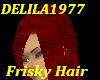 D77 Friskyhair-Dk red