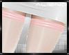 AQ|Pink Stockings