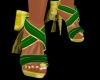 [ML]Xmas shoes green