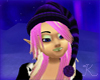 Elf Knit, Purple Black F