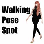 Walking Pose Spot