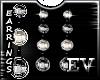 EV Crystal Drop Earrings