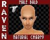 MALE BALD HEAD