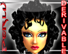 (PX)Jany Curled V1 Hair