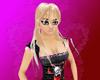 Blonde Purple Carolyn