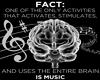 Music Brain Poster