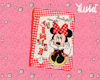 M/F Minnie Mouse Book
