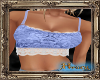 PHV Lace Top Periwinkle