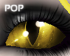 ★ cat eyes yellow