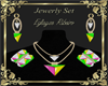 jewerly set colors
