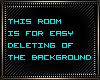 [TT] No Background Room