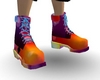 Animated Rave Boots