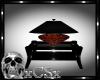CS- Black End Table
