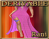 [Der.] REBEL GOWN