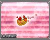 #Strawberry Cake Stkr