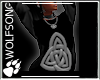 WS ~ Triquetra Sweater