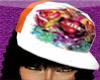 HARDY FALASY CAP WHT FEM