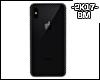 BM| IPhone X Black