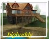 Romantic Nature Cabin