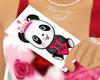 Panda Valentine ani.