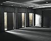 Concrete Black Room