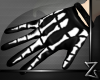 !Z! Bone Gloves Zwr