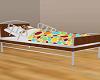 kids hospital bed